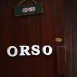 Cucina Italia ORSO (クッチーナ・イタリア・オルソ)