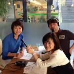 「EHIME FOOD STYLE」2012/11/10放送 ゲスト:永江孝子さん
