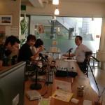 「EHIME FOOD STYLE」2012/9/8・9/15・9/22放送 ゲスト:原田浩さん