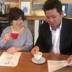 「EHIME FOOD STYLE」2013/2/16・2/23放送 ゲスト:山本憲一さん加代子さん