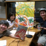 「EHIME FOOD STYLE」2013/11/9・11/16放送 ゲスト:中城光裕さん