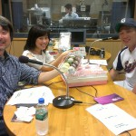 「EHIME FOOD STYLE」2013/7/20・7/27放送 ゲスト:山地良太さん